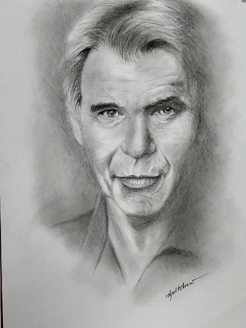 Harrison Ford by Bobchew